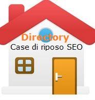 case di riposo directory SEO