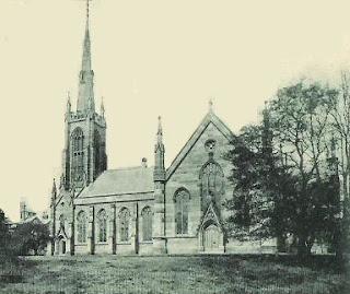 St Paul's Church, Princes Park, Liverpool