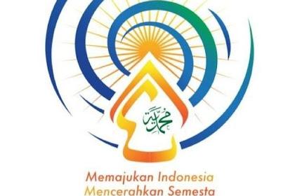Makna dan Filosofi Logo Resmi Muktamar Ke-48 Muhammadiyah Tahun 2020