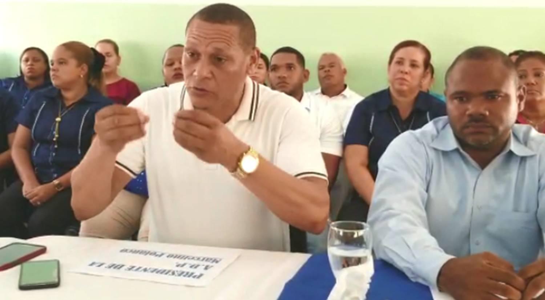 ANTE denuncias sobre el hallazgo de gusanos en el almuerzo escolar  en Navarrete