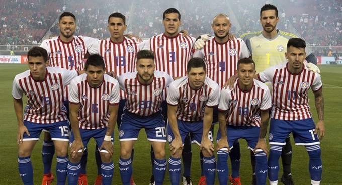 Paraguay Copa America 2019