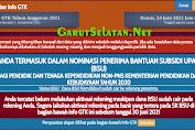 Cek Akun info.gtk.kemdikbud.go.id, Anda Termasuk Nominasi Penerima BSU