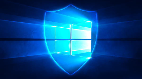 Stop using Windows security