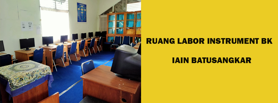 Ruang Labor Instrument BK