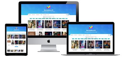 Freelink Movies blogger template