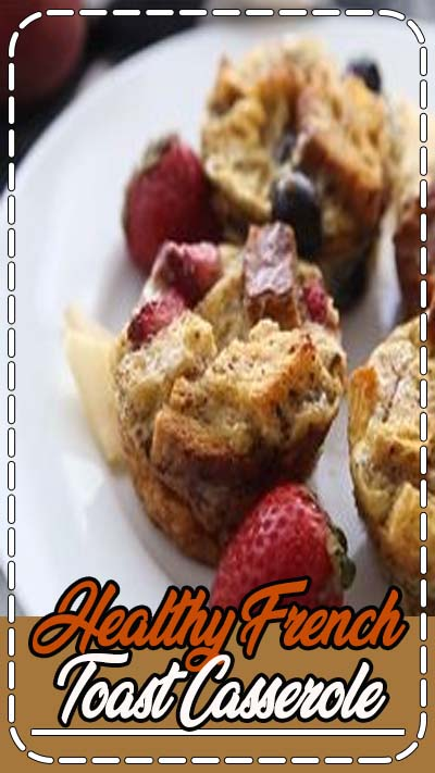 French toast is a favorite breakfast treat for many people, but it's not usually a very healthy option... until now! These mini French toast casserole cups are 21 Day Fix approved and only 1 WW Freestyle point per cup! Healthy French Toast Casserole | 21 Day Fix French Toast Casserole | Weight Watchers French Toast Casserole | Make Ahead Breakfasts | Healthy Meal Prep #21df #21dayfixrecipes #confessionsofafitfoodie