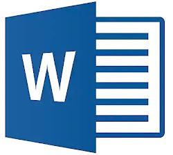 Semua postingan dengan pembahasan tentang Microsoft Word