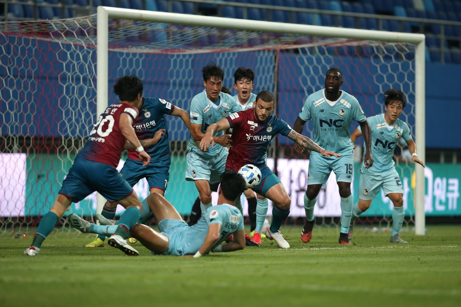 Preview: Daejeon Hana Citizen vs Seoul E-Land K League 2 Round 20