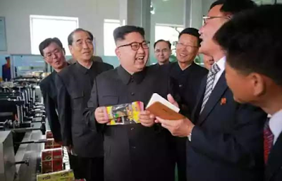 Kim Jong Un calls America a 'den of evils' as he ramps up rhetoric