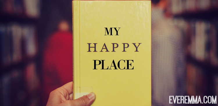 Some reasons why the Library can be your happy place too.