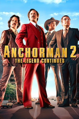 Anchorman 2 The Legend Continues 2013 Dual Audio Hindi 720p BRRip 1.1GB
