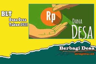 BLT Dana Desa Harus Dibayarkan Sebelum Hari Raya Idul Fitri, berdasarkan Surat Edaran Kemenkeu Nomor SE-4/PK/2021