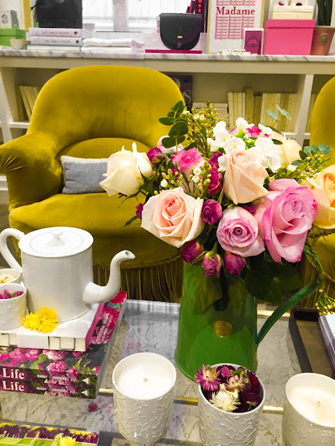 L'Appartement Sezane New York Soho Flowers Pictures