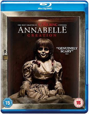 Annabelle: Creation (2017) Dual Audio [Hindi 5.1ch – Eng 5.1ch] 1080p | 720p BluRay ESub x265 HEVC 10Bit 1.5Gb | 630Mb