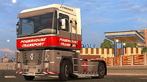 Powerhouse skin for Renault Magnum