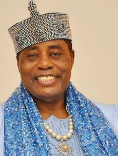 oba akinruntan loses oil firm