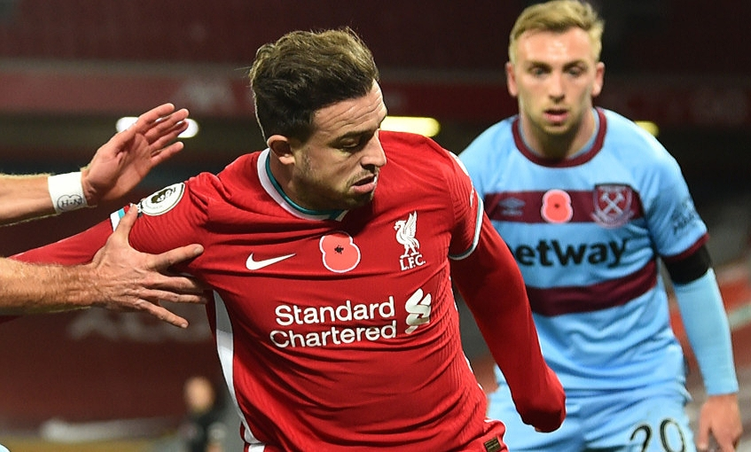 Xherdan Shaqiri star against West Ham United.