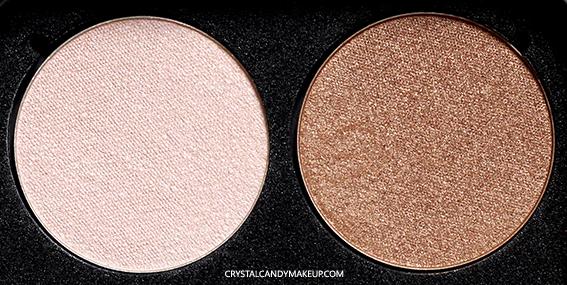 Make Up For Ever Artist Shadow Palette Andreja Pejic Review I-526 I-662