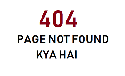 Error 404 Page not Found kya hai, www.technobeez.in