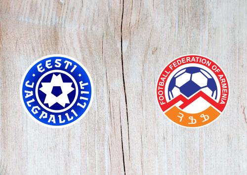 Estonia vs Armenia -Highlights 14 October 2020