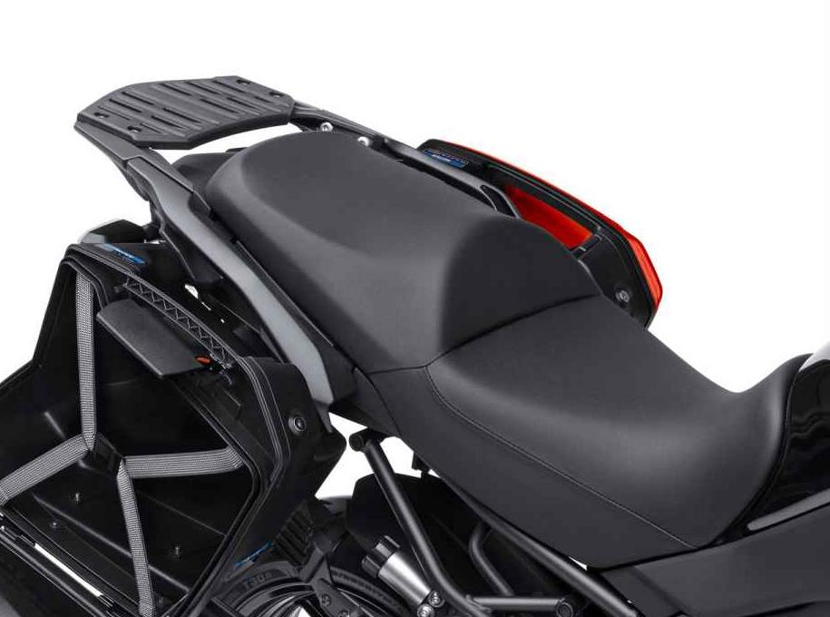 versys ventures, and more : seat options