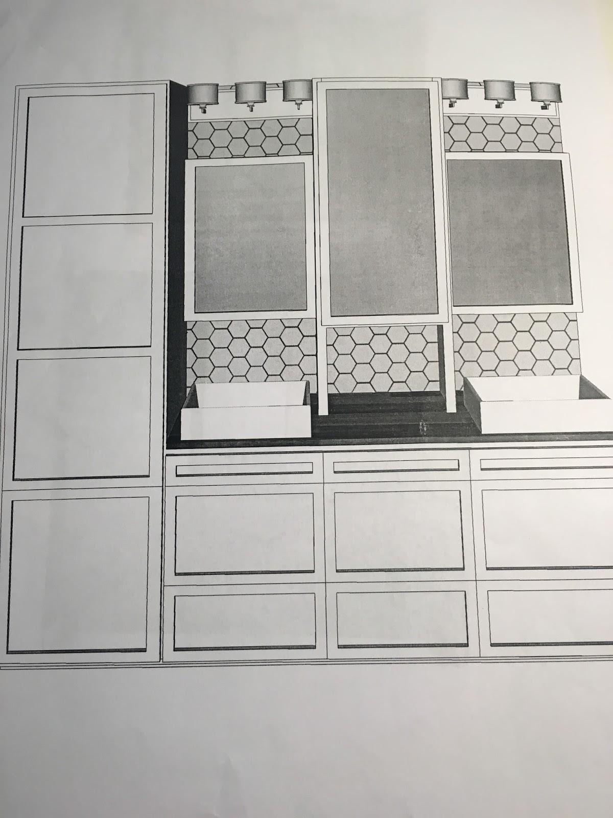 Ideal Drafting Sketch Up Plan