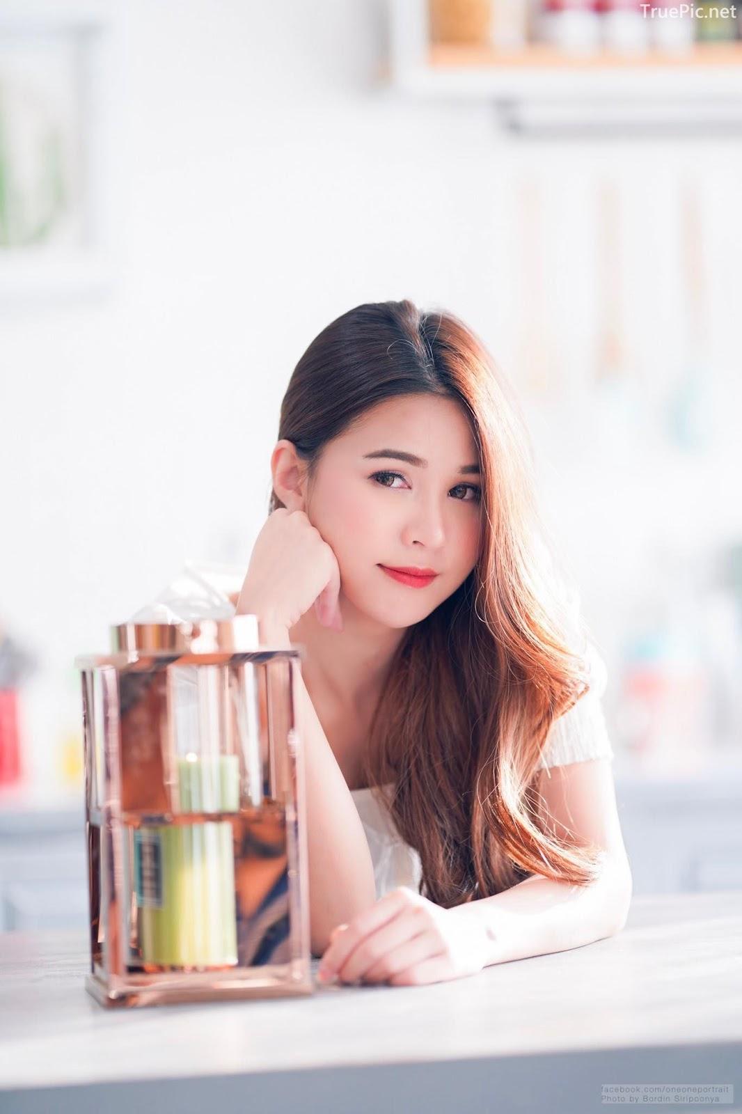 Thailand cute model Supansa Yoopradit (Lorpor) - Lovely smile girl - Picture 7