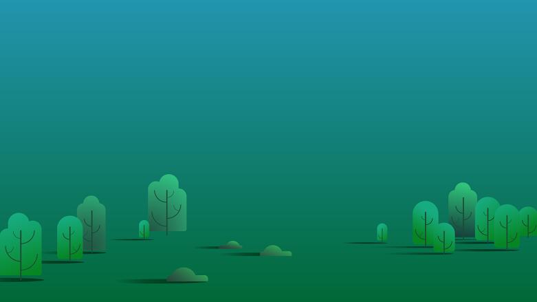 minimalistic forest green wallpaper 4k for pc desktop