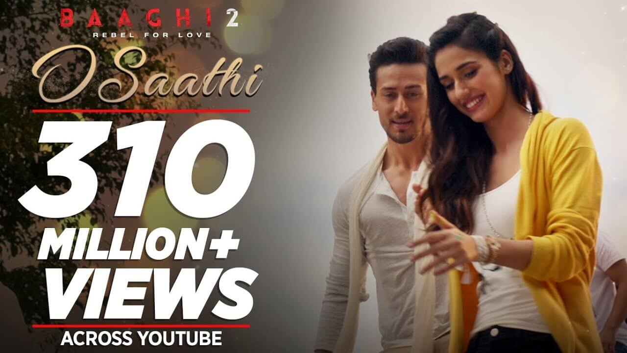 O Sathi lyrics in Hindi