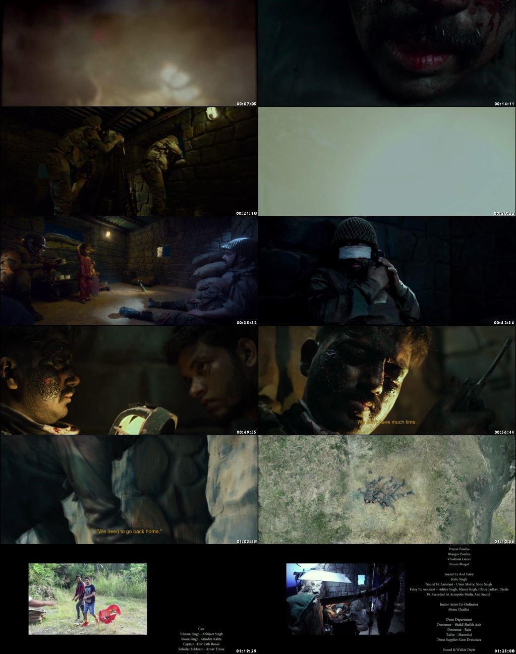 Bunker 2020 Full Hindi Movie Online Watch