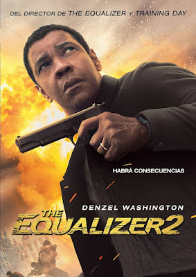 The Equalizer 2 [2018] [DVD] [R1] [NTSC] [Latino]
