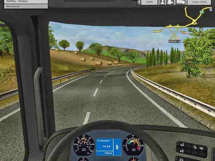 تحميل لعبة الشاحنات اون لاين