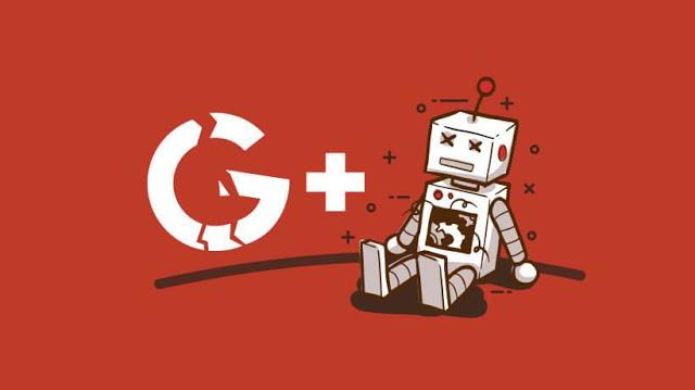 جوجل ستغلق الحسابات الشخصية والصفحات على جوجل بلس يوم 2 ابريل القادم