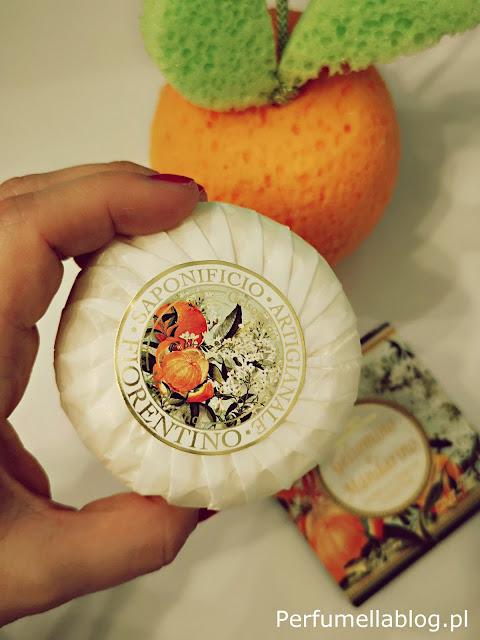 mydło włoskie naturalne pachnące