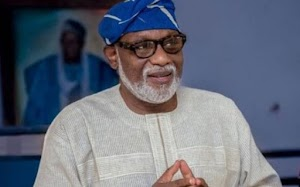 Have Decided Not To Collect Salary Until Workers are Paid – Gov Akeredolu