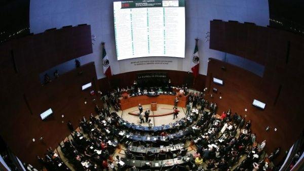 Senado de México aprueba leyes secundarias que regularán a la Guardia Nacional