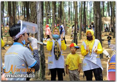 Hutan Pinus Cigore Subang