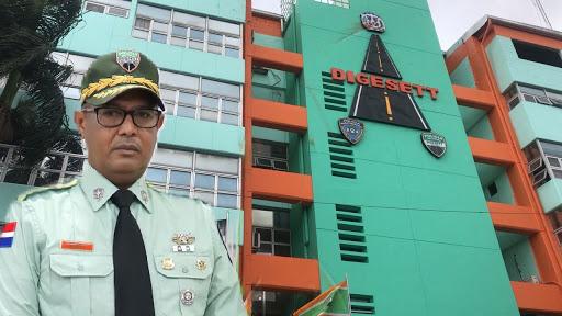 Sustituyen comandante de la Digesett  en Santo Domingo Oeste