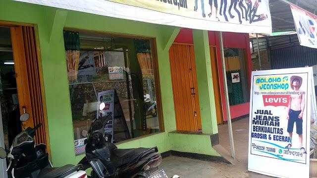 alamat grosir  jeans di Jogjakarta