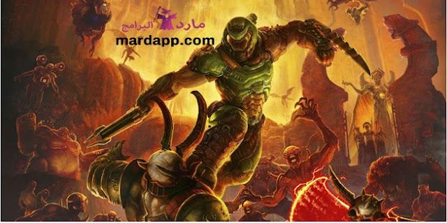 تحميل لعبة قتال الوحوش القديمة DooM Fall of Mars للكمبيوتر