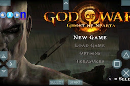 How to Download and Play Game God of War Ghost of Sparta on Android No Lag