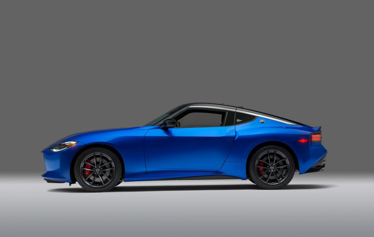 نيسان تعيد إحياء شغف السيارات الرياضية اليابانية بالكشف عن الـ Z Coupe الجديدة