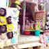 होली की धूम, रंग बिरंगे रंगों व पिचकारियों से सजी दुकाने