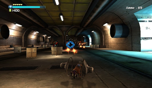 G-Force screenshot 1