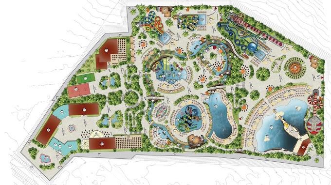 Minas Gerais ganhará novo parque aquático, o Aquabeat