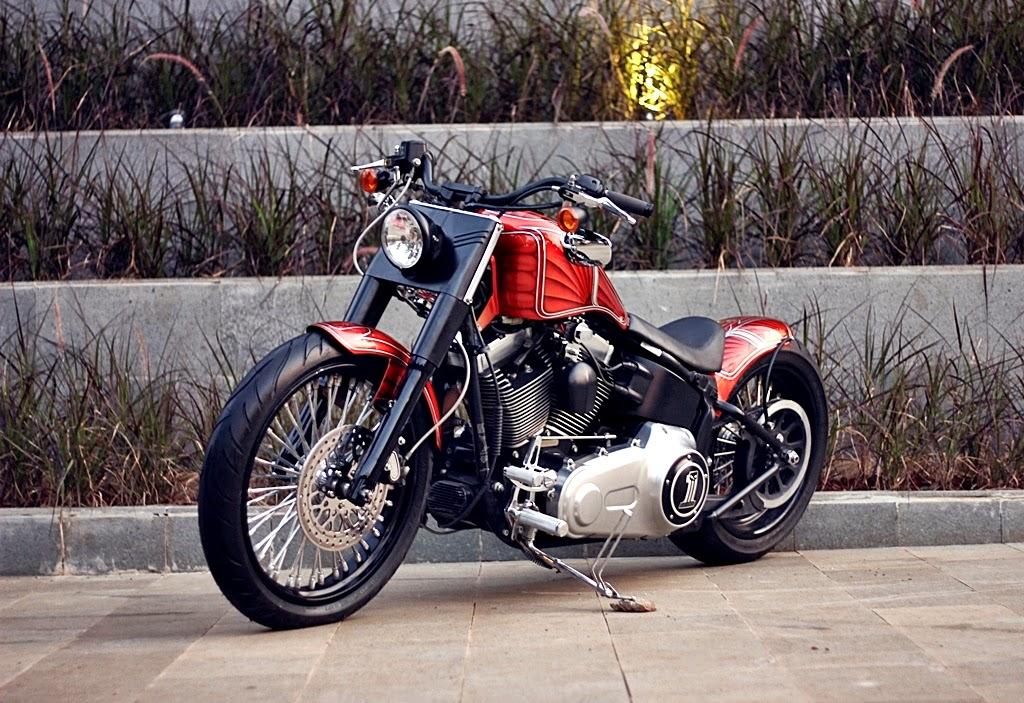 Harley motor