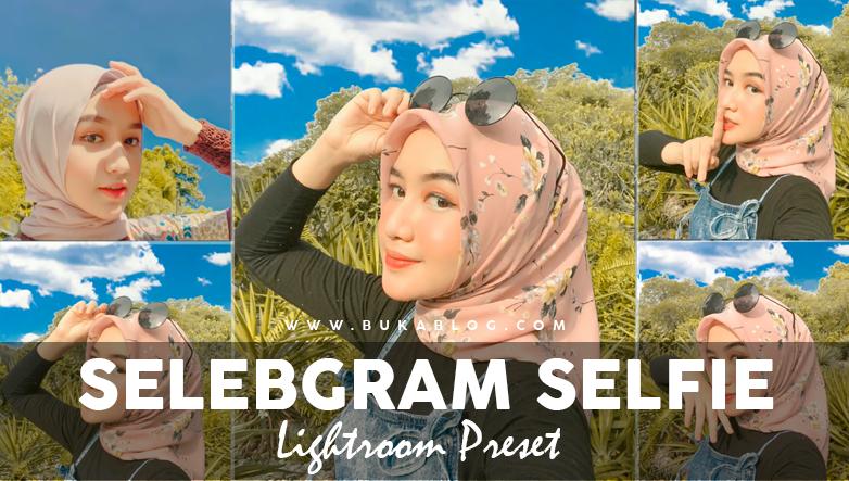 Download Preset ala Selebgram SELFIE | Lightroom CC Mobile