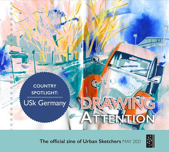 Drawing Attention - May 2021 thumbnail