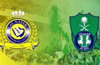 موعد مباراة الأهلي والنصر في الدوري السعودي 27-2-2020 والقنوات الناقلة