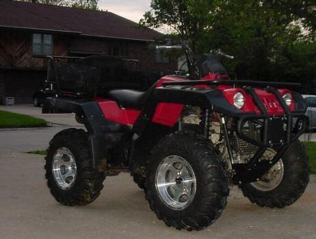 Yamaha YFM 600 Grizzly Service Manual | Manuals Online